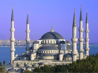 Городское население Турции составляет 65%. Анкара – столица Турции. Среди других крупных городов: Стамбул, Бурса и пр.