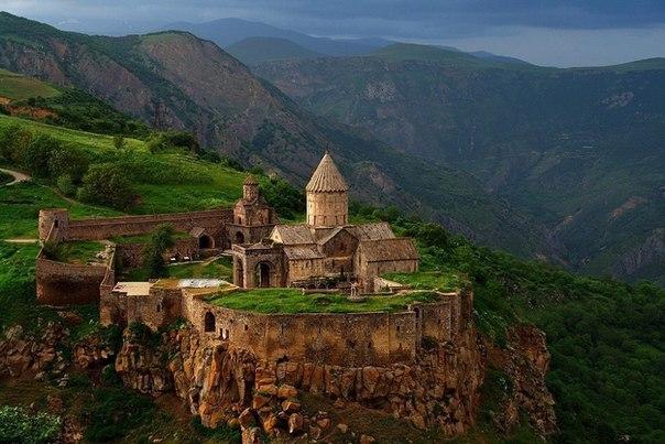 Христиане составляют основную массу населения Армении