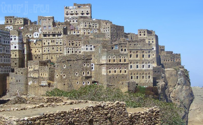 Основной материк - Азия - Йемен