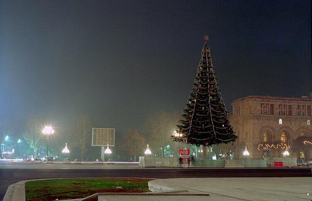 Вечерний Ереван